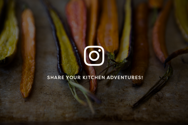 How to add Instagram to the Cookbook recipe card